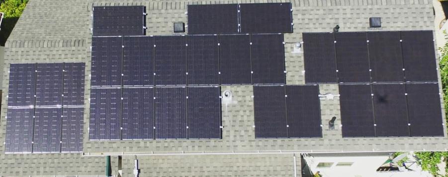 Electrical Work - Solar Power
