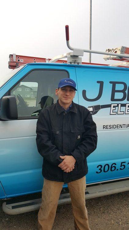 Jordan Barry - Saskatoon and Warman Electrician